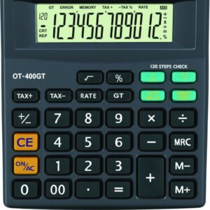 Orpat Calculator Office purpose and Students use OT 400T/400GT