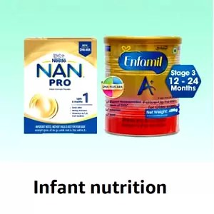 Infants Nutritions - Offer and Discount In Amazon