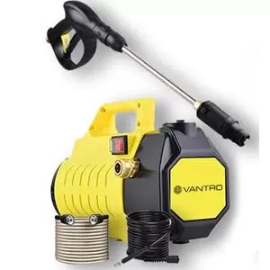 Vantro High Pressure Washer with Induction Motor 1800Watt with 2 Year Warranty