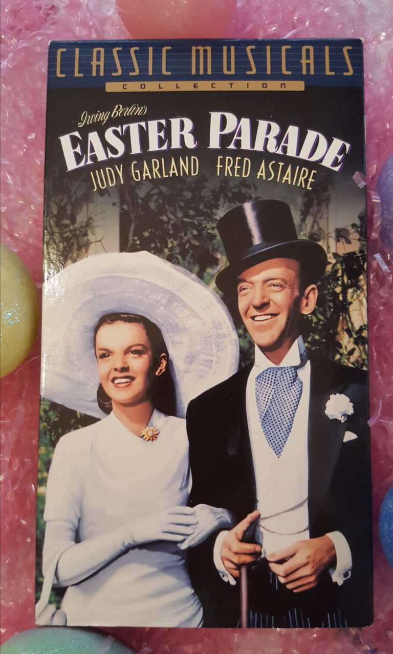 Enjoy a Great Classic Movie Musical: Easter Parade!