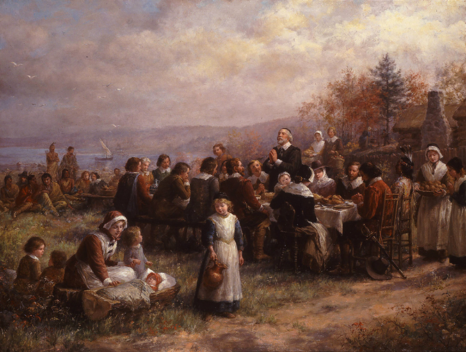 Celebrate Thanksgiving with Two Inspiring Folk Songs!