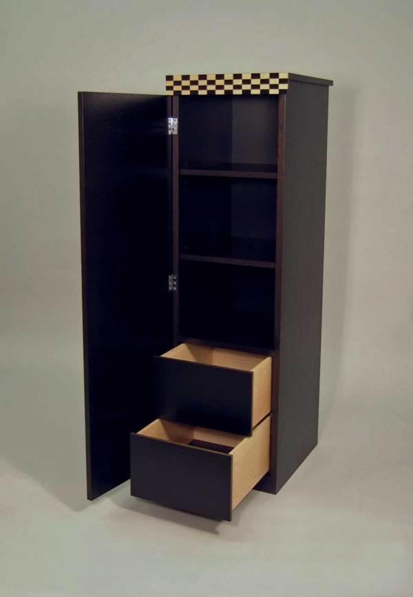 Nadia Furniture Show Case