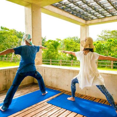 1日yoga三昧 nadiblue石垣