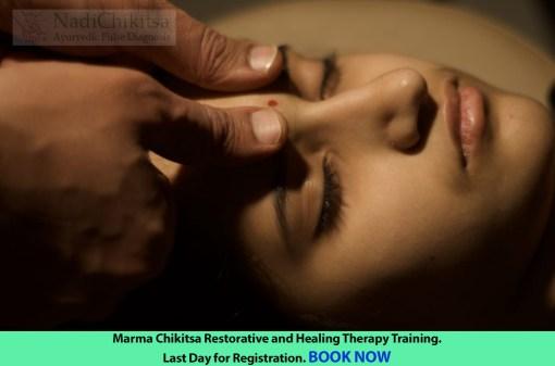 Marma Chikitsa Restorative and Healing Therapy Training