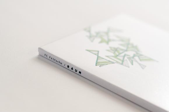 FC Fritsche - Design - Album - Illustration - Rücken - Digipack