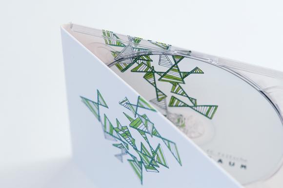 Jazz - Digipack - FC Fritsche - Design - Album - Illustration