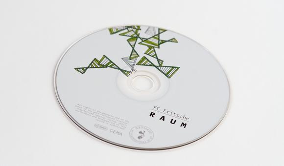 Jazz- FC Fritsche - Design - Album - Illustration - CD