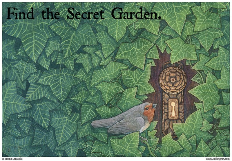 Find the Secret Garden (pic)