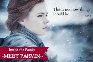 Meet Parvin