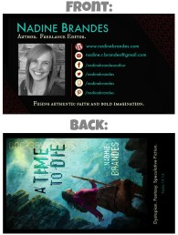 BUSINESS CARDS!!