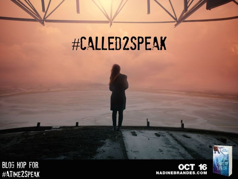 Hashtag - Called2Speak 1