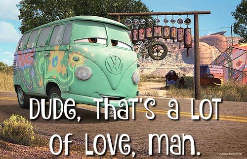 Fillmore Love Hippie