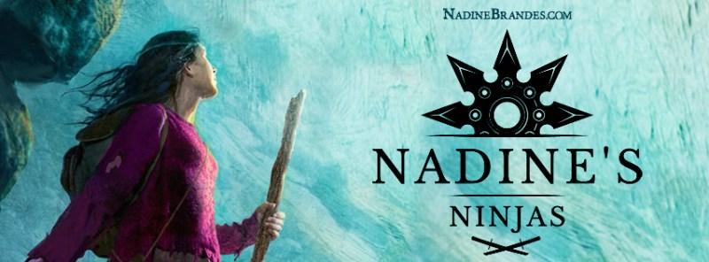 Image result for nadine's ninjas