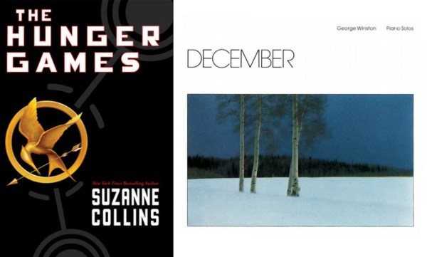 the-hunger-games-george-winston-ya-books-christmas-music