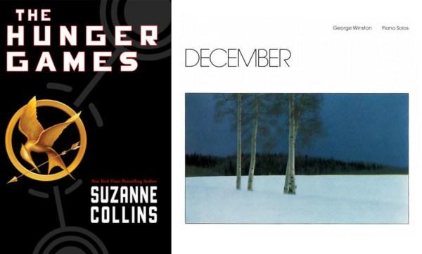 the-hunger-games-george-winston-ya-books-christmas-music