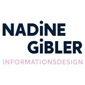 Logo Nadine Gibler Informationsdesign
