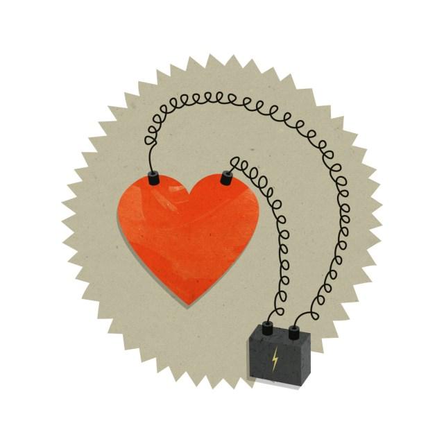 Zufallserfindung Herzschrittmacher | © Nadine Gibler Informationsdesign
