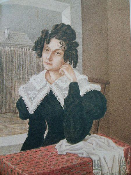 Wie Maria Volkonskaja
