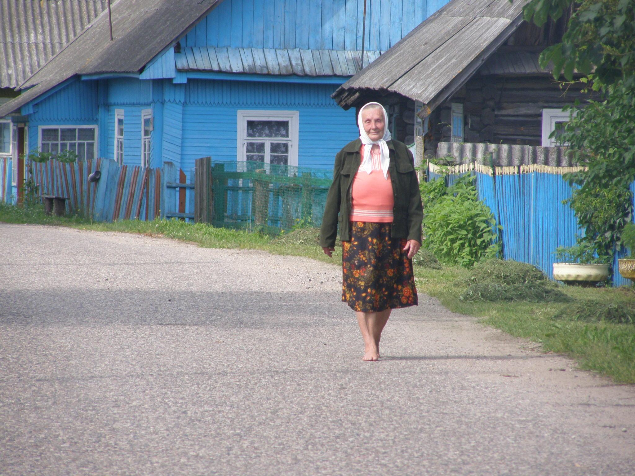 eine Baba in Slabada