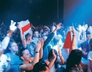 Krambambulya-Konzert in Vilnius