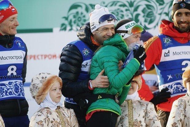 Domratschewa und Björndalen haben entbunden!
