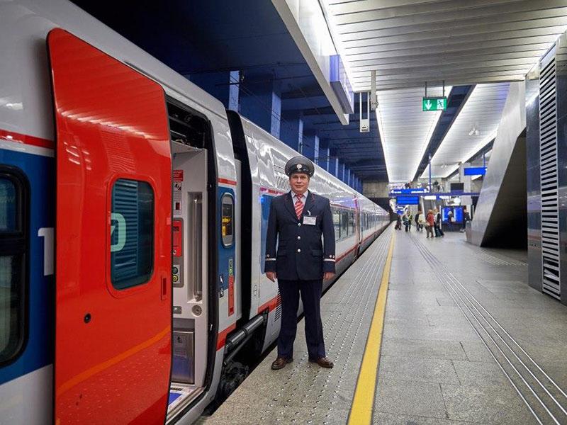 Mit dem Zug bald wie im Flug- Anreise nach Belarus