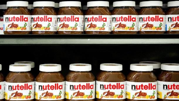 Aufgedeckt: Nutella schmeckt in Belarus anders!