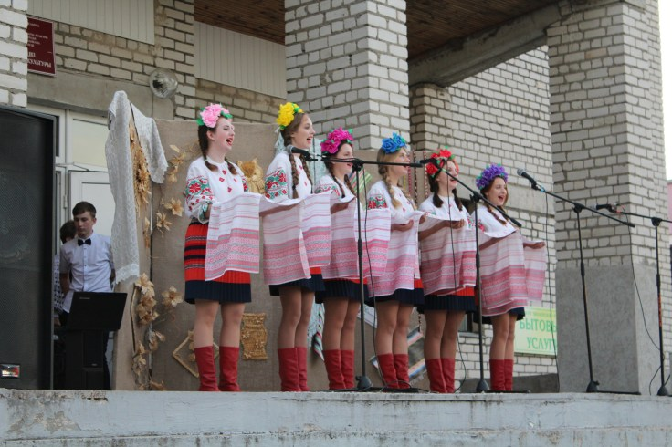 Dorffest in Lycavichy!