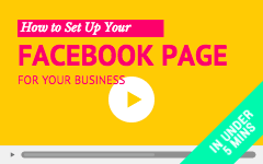 Video: How to set up a facebook page for business | nadinemcmahon.com