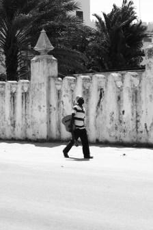 Musician in Zanzibar