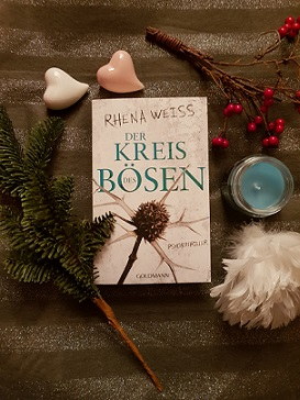 """""""Der Kreis des Bösen"""" von Rhena Weiss"""