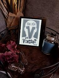 """""""Ich bin V wie Vincent"""" von Lucinde Hutzenlaub"""