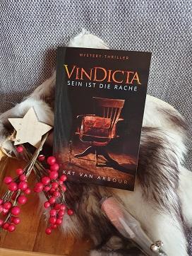 """""""VinDicta: Sein ist die Rache"""" von Kat van Arbour"""