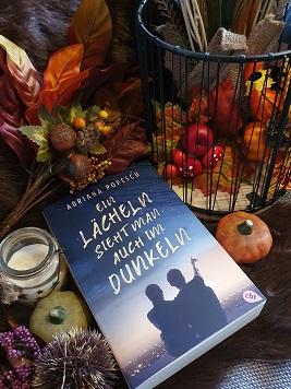 """""""Ein Lächeln sieht man auch im Dunkeln"""" von Adriana Popescu"""