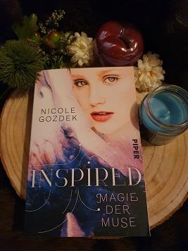 """""""Inspired: Magie der Muse"""" von Nicole Gozdek"""