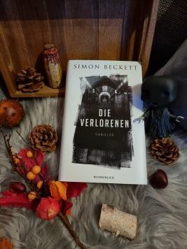 """""""Die Verlorenen (Jonah Colley 1)"""" von Simon Beckett"""