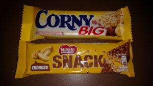 Corny, Nestle