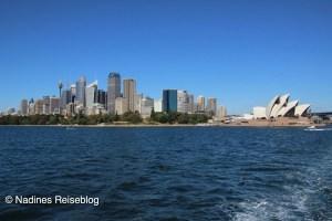 Sydney mit Oper