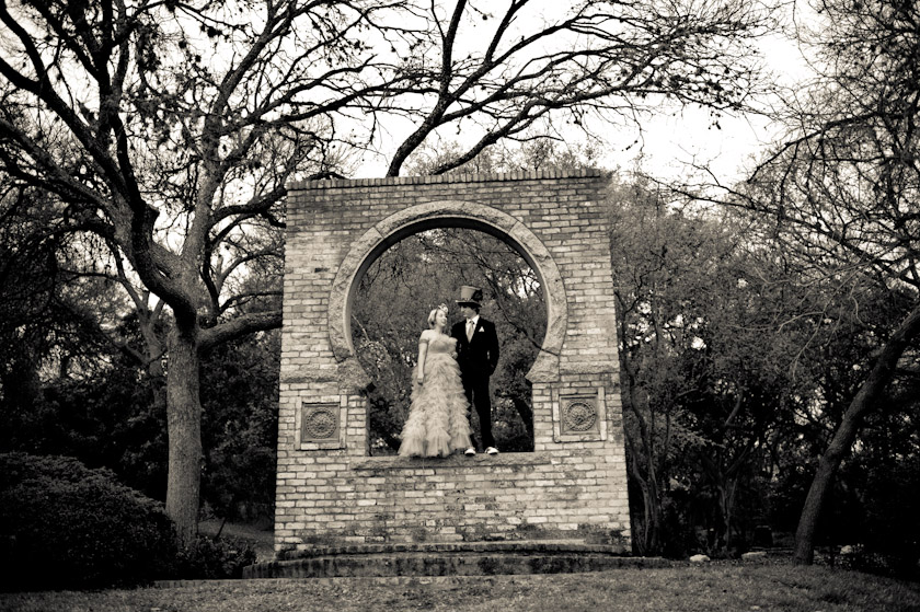 Zilker Botanical Gardens Alice In Wonderland Austin Engagement Photographer 187 Austin Wedding