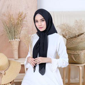 Hijab Segi empat pollycotton