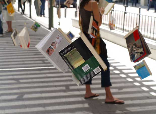 Jueves de libros (acompañados con música brasilera) – 20 ene 2011