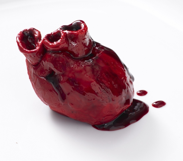 Hay corazones…
