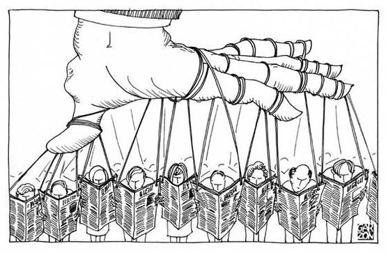 Hablando sobre la manipulación #sersiendo