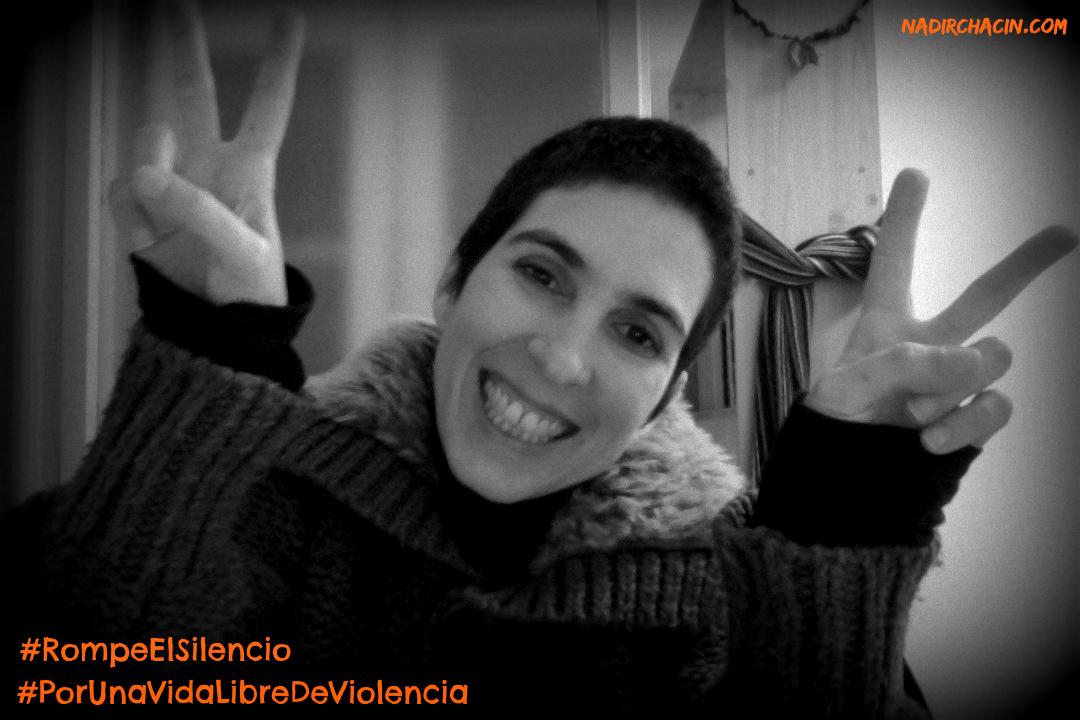 #RompeElSilencio #PorUnaVidaLibreDeViolencia #sersiendo