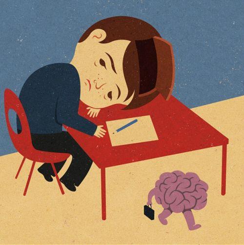 Baja productividad por enfermedad mental #sersiendo
