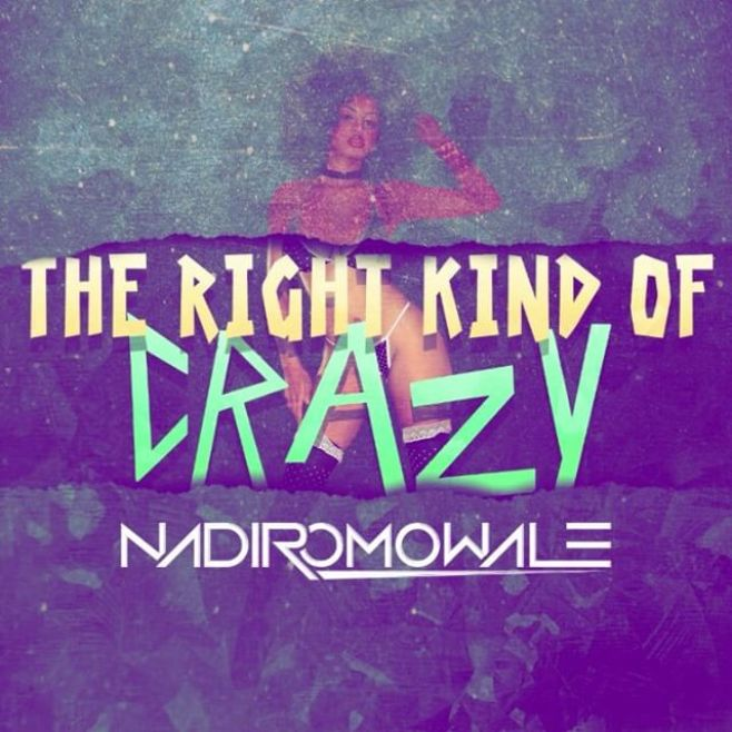 "New Detroit Rock from @Nadir_Omowale - ""The Right Kind Of Crazy"" coming June 15, 2016"