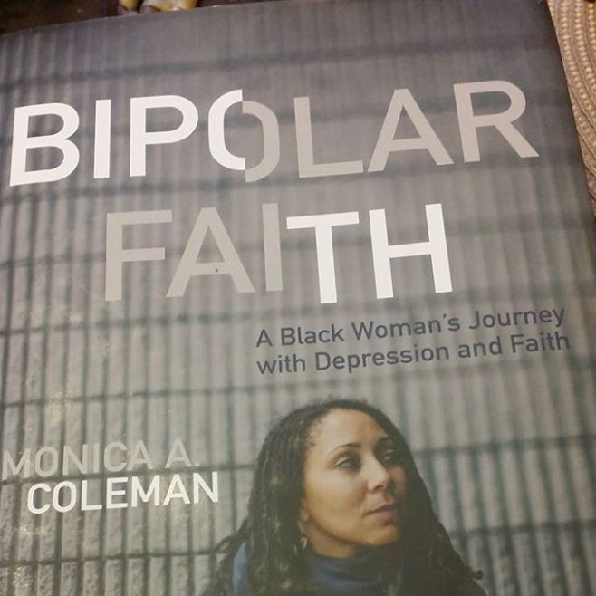 "When my friend, Dr. Monica Coleman (aka @revdrmonica) asked if she could include the lyrics to my song ""Slave"" in her latest book, Bipolar Faith, I agreed, of course. What I didn't know, until I received my copy, was that the song had helped her through a really rough time in her life.How deeply gratifying to read her delicately descriptive prose, detailing her interpretation of the lyrics and how it's application to her situation provided such a powerful healing effect. It doesn't really matter that the song wasn't about what was happening to her. For some reason, the words reached her at that moment, and at that point in her journey, the meaning was profound.THIS is why we create art. We tell a story, we sing a melody, in hopes that we may reach someone, communicate an emotion. And I want to thank you, Monica, for bringing that emotion full circle, for inspiring this overflowing sense of gratitude within me.And if you've read this far, BUY HER BOOK! It's a memoir that feels like a novel, but it's so much more. It's a book of philosophy, of theology. And it helps us understand how to look for the light in those difficult moments when we sometimes find it hard to see our way out of the dark."