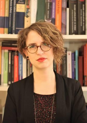 Magdalena Wojciechowska - psychoterapeuta