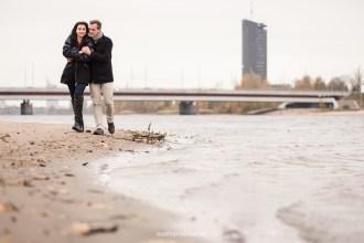 Фотосессия для влюблённых в Риге. Фотограф Надя Рубина.