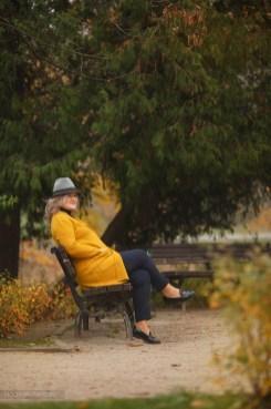 Фотосессия подружек в отпуске в Старой Риге